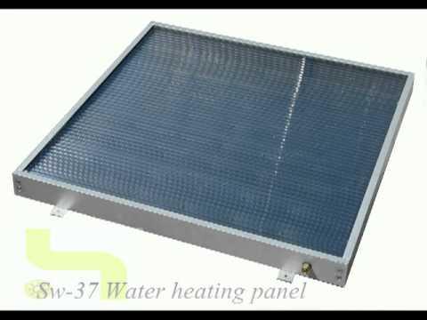 DIY Solar Hot Water Kits from Heliatos Solar