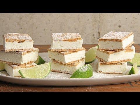 Key Lime Pie Ice Cream Bars | Episode 1253