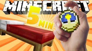 БЫСТРЫЙ БЕДВАРС! [Minecraft Quick BedWars Mini-Game]