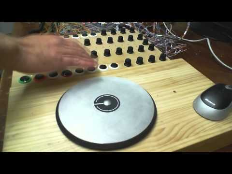 Extra Classic - Midi Controller Project (Jog Wheel Test)