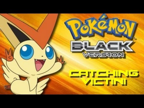 Pokemon Black: How to Catch Victini (Using Action Replay)