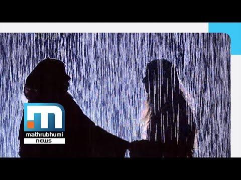 Permanent Rain Room At Sharjah Art Foundation  Mathrubhumi News