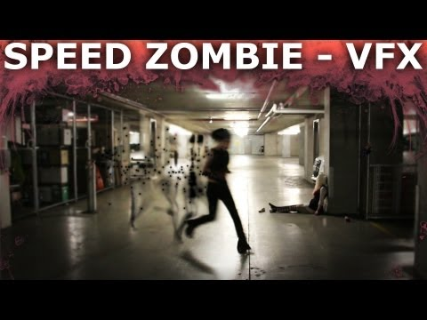 Zombie Apocalypse After Effects VFX Tutorial - Behind The Scenes