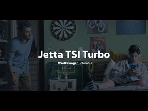 Nuevo Jetta TSI Turbo