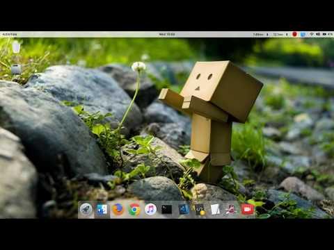 Customize Ubuntu 18.04 : GRUB Theme | Theme Start Menu | Make start screen look good