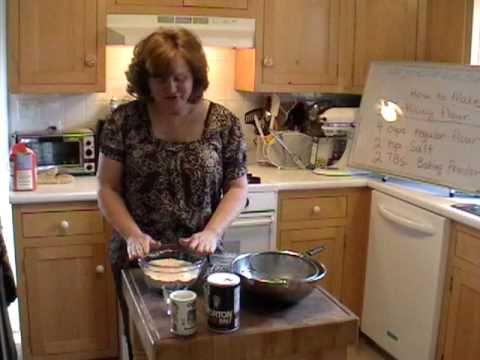 Self Rising Flour recipe    Marjorie's