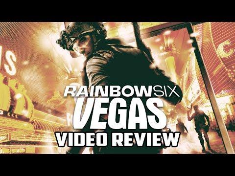 Tom Clancy's Rainbow Six: Vegas Retrospective Review - Gggmanlives