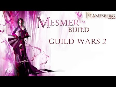 Guild wars 2 Mesmer Build Phantasm/clones