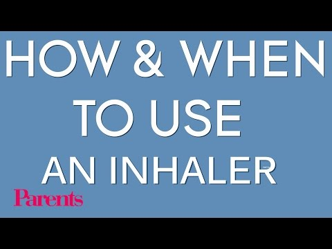How & When to Use an Asthma Inhaler | Parents