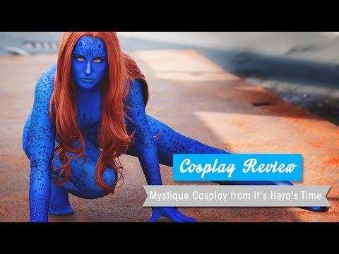 Heros Time Mystique Cosplay Review | Naoko Cosplay |