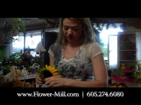 Sioux Falls Florist | Flower Mill | Sunflowers for your Wedding Bouquet or Centerpieces