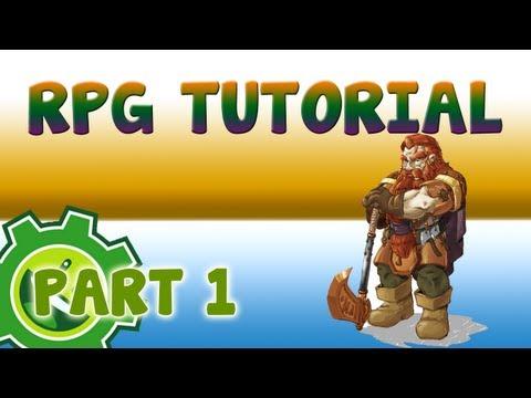 Game Maker RPG Tutorial Part 1 Movement