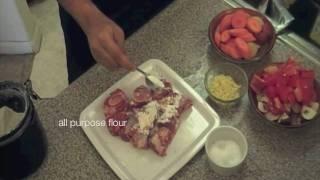 Lamb Coconut Milk Stew Indian Cuisine Recipe Video