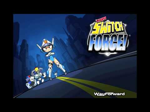 Mighty Switch Force! OST - Love You Love You Love (Track 6)