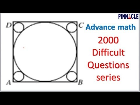ssc cgl 2018  II Advance math difficult questions 2000 questions series II Geometry