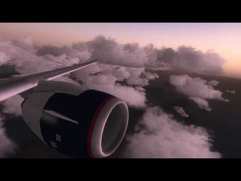 FSX Miami to Barbados Everyone should watch this video