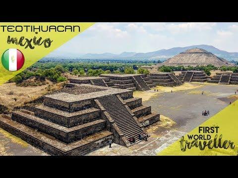 TEOTIHUACAN - Mexico City's MONUMENTAL PYRAMIDS! - *Traduccion en Espanol*