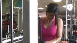 Punjabi Girl Bodybuilder Anu Vaid Profile