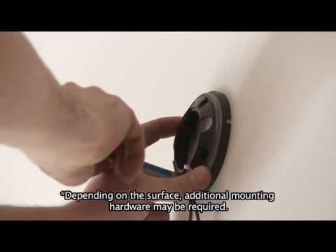 DEFENDER In-Wall Camera Installation