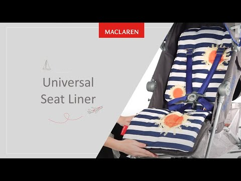 How to install Universal Seat Liner