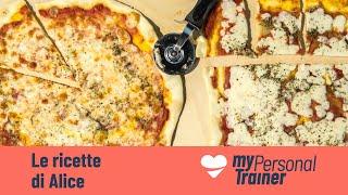 Pizza Senza Lievito - Facile e Veloce