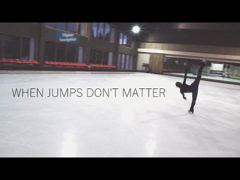 When Jumps Don't Matter ❤  Figure Skating Film By Anna Ovcharova