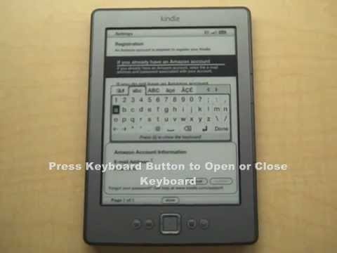 Amazon Kindle: How To Download Library eBooks
