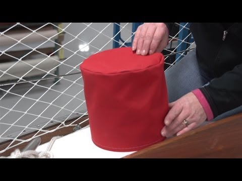 How to Make a Winch Cover for you Boat