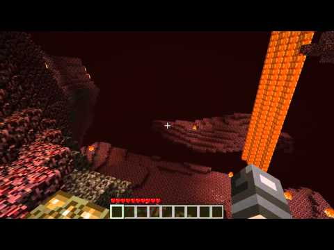 Minecraft - How to find Nether Fortress 1.9