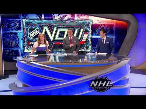 NHL Network features Tri-City Storm's Wiener  Dog Races