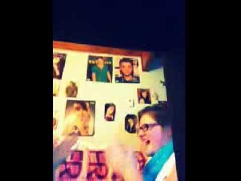 Teenage Calli And emily doing patty cake!