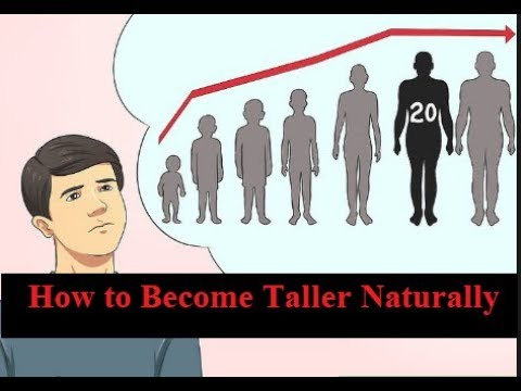 How to Become Taller Naturally|10 Exercises to Become Taller In One Week