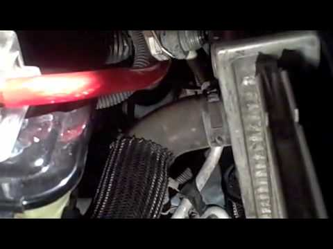 How to remove a radiator on a 97 astrovan