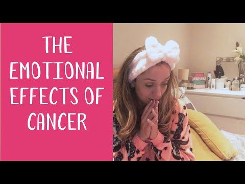 My Cancer Journey: The Emotional Effects