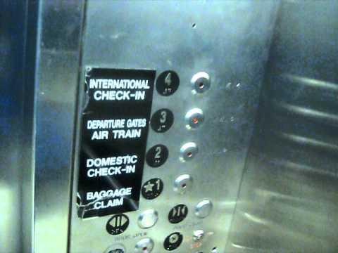More Kone Hydraulic Elevators At Newark Liberty EWR Airport