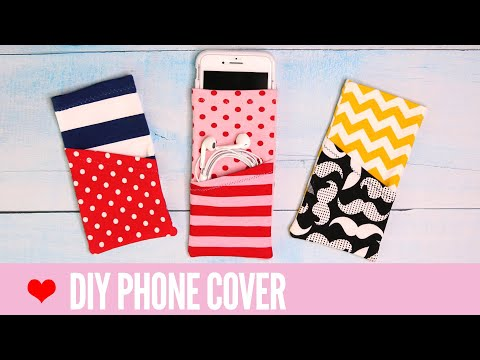 DIY Phone Case Cover | Make Your Own Phone Cover