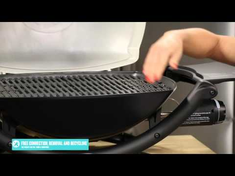 Weber Q2000 LPG BBQ 53060024 reviewed by product expert - Appliances Online