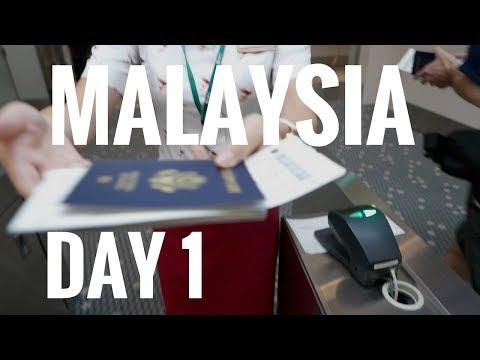 MALAYSIA // DAY 1 Travel (Tokyo + Hong Kong + KL)