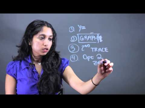 How to Factor in Trinomials on a TI-84 : Fractions & Other Math Tips