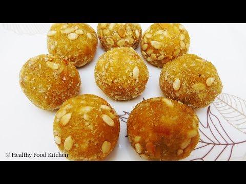 Healthy Laddu Recipe/Evening Snacks Recipe in Tamil/Mango Ladoo Recipe/Laddu Recipe