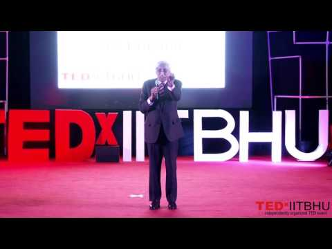 A Veteran's View of India's Defence Institutions   P.K. SAIGHAL   TEDxIITBHU