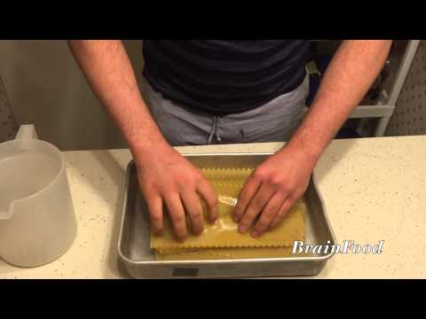Super Easy Lasagna Noodle Hack