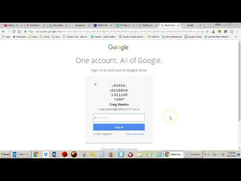 Google Drive - how to access a shared folder