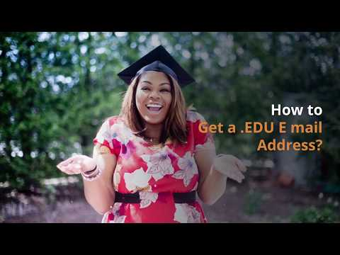 How to get a .EDU email address for student discounts [UPDATED 2017]