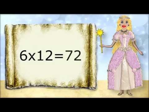 Math. Multiplying by 6