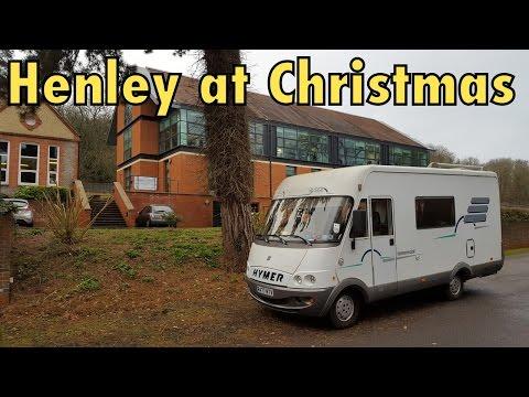Herman's VLog : Henley at Christmas