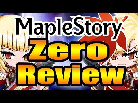 MapleStory : Zero Review