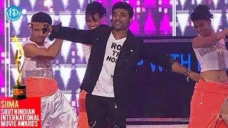DSP Rocking Performance - Tamil || SIIMA 2014 Awards