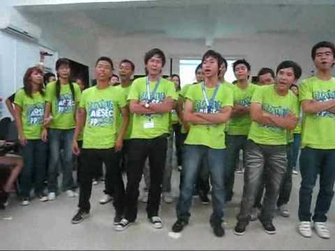 AIESEC Cambodia LC Roll Calls