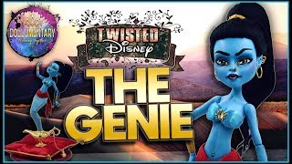Download TWISTED DISNEY: The Genie Doll Repaint Tutorial Video